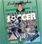 Emlyn Hughes International Soccer per Commodore 64