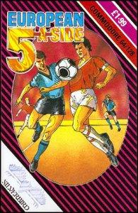 European 5-A-Side per Commodore 64