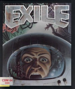 Exile per Commodore 64