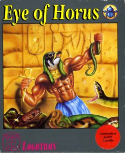 Eye of Horus per Commodore 64