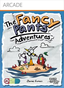 The Fancy Pants Adventures per Xbox 360