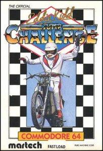 Eddie Kidd Jump Challenge per Commodore 64