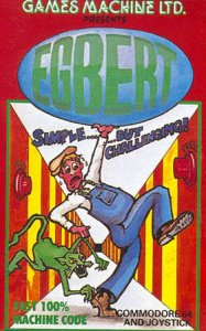Egbert per Commodore 64