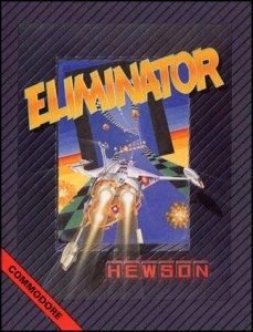 Eliminator per Commodore 64
