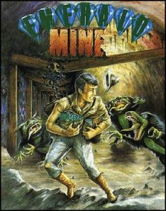 Emerald Mine per Commodore 64