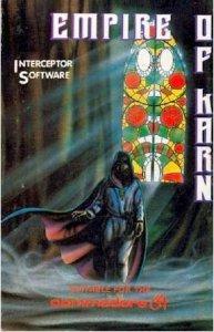 Empire of Karn per Commodore 64