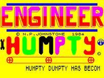 Engineer Humpty per Commodore 64
