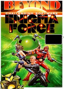Enigma Force per Commodore 64