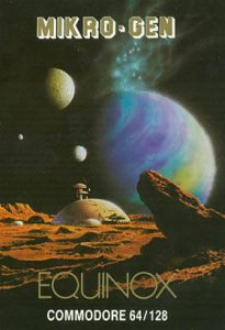 Equinox per Commodore 64