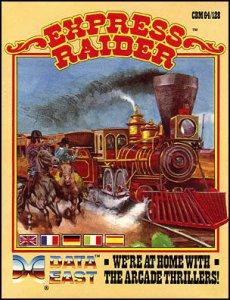 Express Raider per Commodore 64