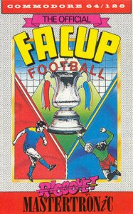 F.A Cup Football per Commodore 64