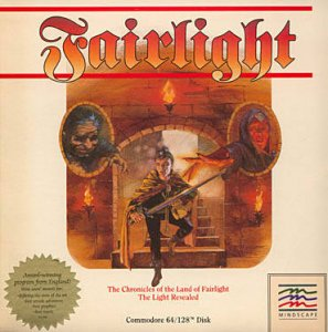 Fairlight: A Prelude per Commodore 64
