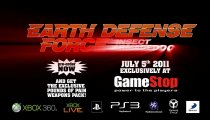 Earth Defense Force: Insect Armageddon - Trailer di Pounds of Pain