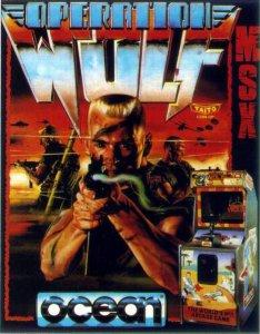 Operation Wolf per MSX