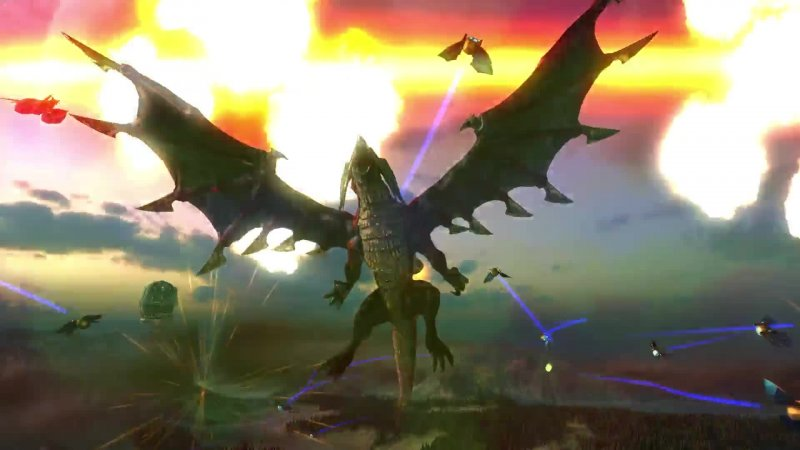 Rise, mighty dragon rise!