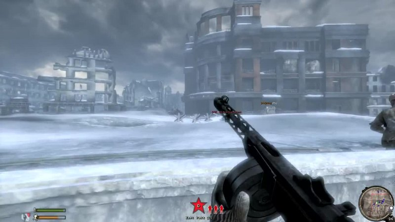 Gli eroi di Stalingrado