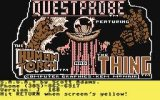 Fantastic Four per Commodore 64