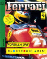 Ferrari Formula One: Grand Prix Racing Simulation per Commodore 64