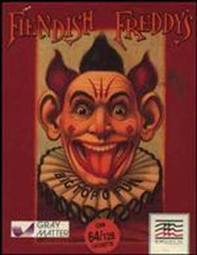 Fiendish Freddy's Big Top O' Fun per Commodore 64
