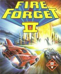 Fire and Forget 2: The Death Convoy per Commodore 64