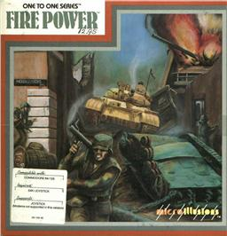 Fire Power per Commodore 64