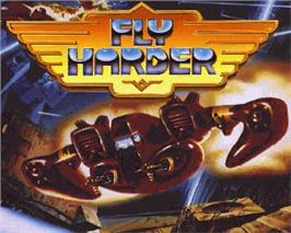 Fly Harder per Commodore 64
