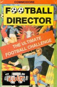 Football Director per Commodore 64