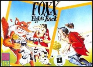 Fox Fights Back per Commodore 64