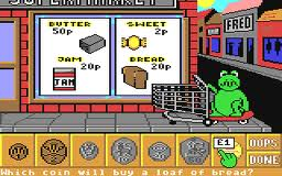 Fun School 3: for 5 to 7 year olds per Commodore 64