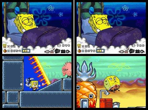 SpongeBob SquarePants: La Creatura del Krusty Krab