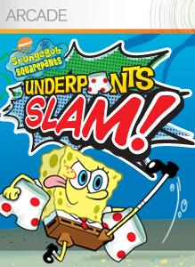 SpongeBob SquarePants: Underpants Slam! per Xbox 360