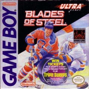 Blades of Steel per Game Boy
