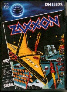 Zaxxon per MSX