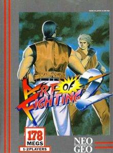 Art of Fighting 2 per Neo Geo