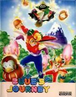 Blue's Journey per Neo Geo