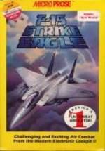 F-15 Strike Eagle per Commodore 64