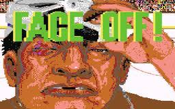 Face Off! per Commodore 64