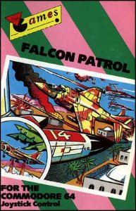 Falcon Patrol per Commodore 64