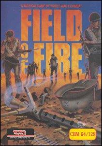 Field of Fire per Commodore 64