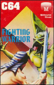 Fighting Warrior per Commodore 64