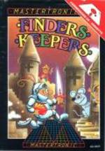 Finders Keepers per Commodore 64