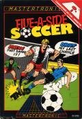 Five-a-Side Indoor Soccer per Commodore 64