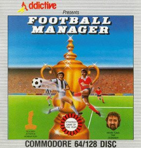 Football Manager per Commodore 64