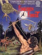 Forbidden Forest per Commodore 64