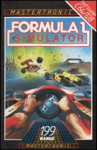 Formula 1 Simulator per Commodore 64