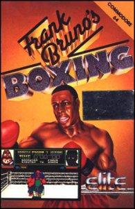 Frank Bruno's Boxing per Commodore 64