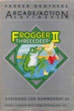Frogger II: Threeedeep! per Commodore 64
