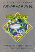 Frogger per Commodore 64