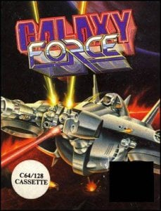 Galaxy Force per Commodore 64