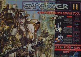 Game Over II per Commodore 64